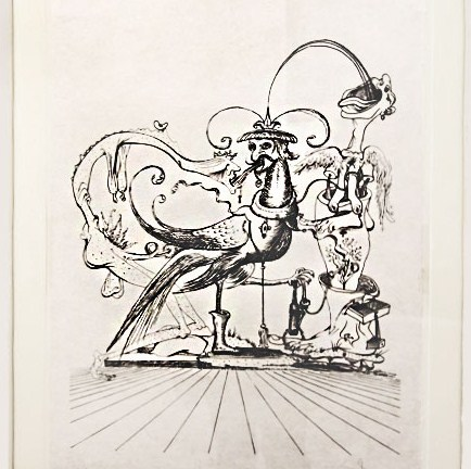 Spain-Figueres-Dali-Museum-Sketch
